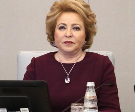 Нельзя обзывать чиновников: глава Совфеда прокомментировала наказания для СМИ за «неуважение к власти»