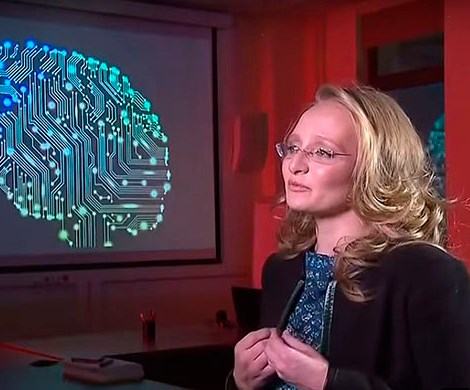 Немного о будущем России: дочь Путина впервые выступила на ТВ