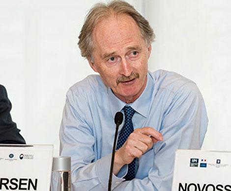 Новым спецпредставителем ООН по Сирии станет дипломат из Норвегии