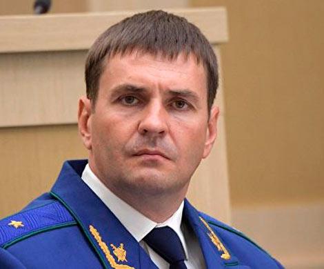 Новым заместителем генпрокурора назначен Дмитрий Демешин