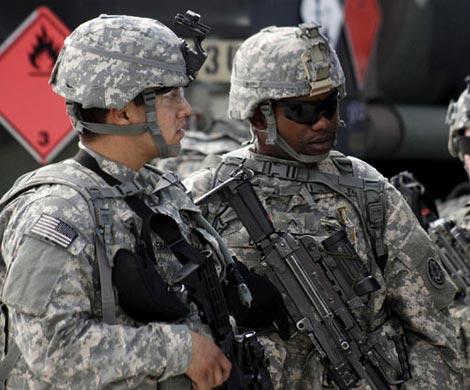 Обама хочет применить армию против «Исламского государства», фото svpressa.ru