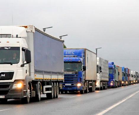 Объем грузоперевозок из Европы в Россию сократился на 4,2%