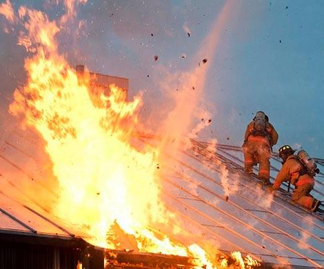 Огонь оставил без крова 645 жителей Забайкалья