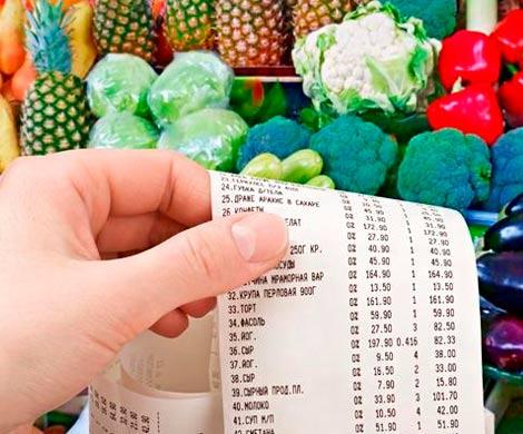 Только 5% граждан РФ могут не экономить на еде