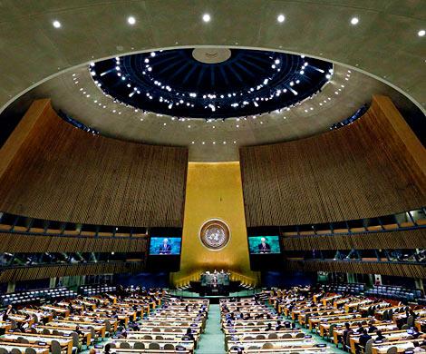 ООН приняла резолюцию поКрыму. Чего хотят авторы документа от«оккупантов»