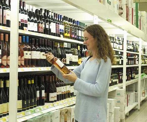 нелегок выбор хорошего вина. Фото с сайта imperiavkusa.ru