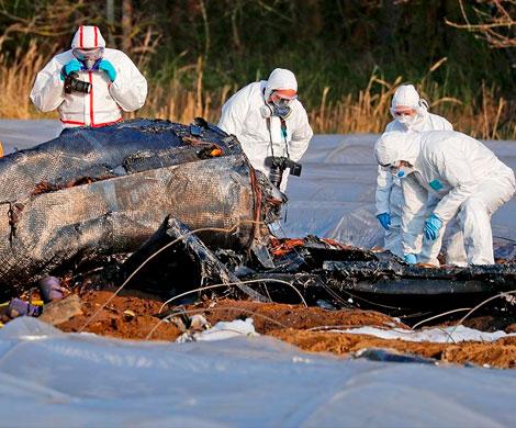 Опубликован отчет о крушении самолета совладельца S7