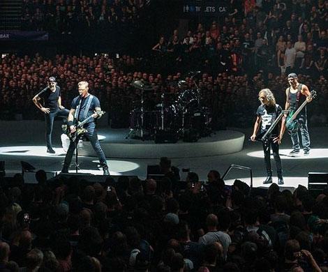"""Организатор объяснил, почему Metallica спела в Москве """"Группу крови"""""""