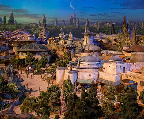 Парк «Звездных войн» может не справиться с наплывом гостей