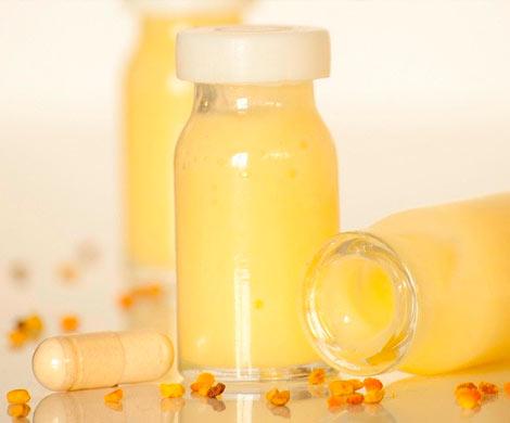 Пчелиное маточное молочко поможет победить болезнь Альцгеймера