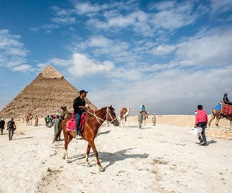 Пенсии россиян пойдут на кредит Египту