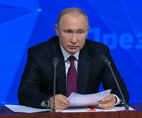 «Пенсионный возраст могли и не повышать»: Путин высказался о реформе