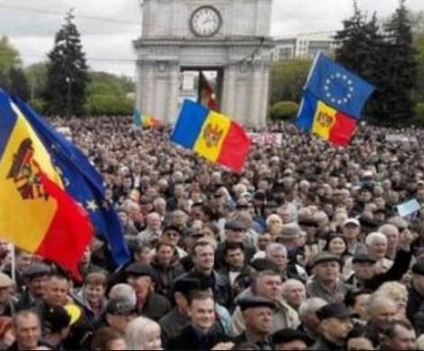 Переворот в Молдавии: американцы проговорились о подготовке майдана