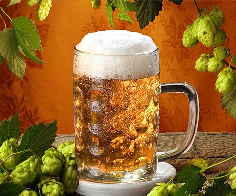 Специалисты рекомендуют отказаться открепких напитков впользу пива