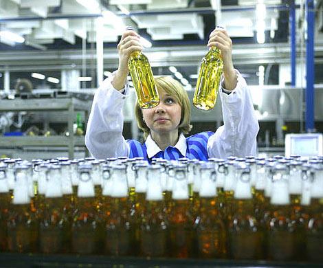 Пивовары создали концепцию поотделению регулирования производства иоборота пива