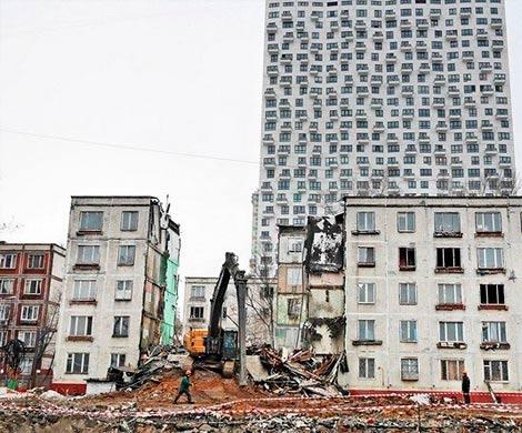 По программе реновации разобрано уже четыре дома