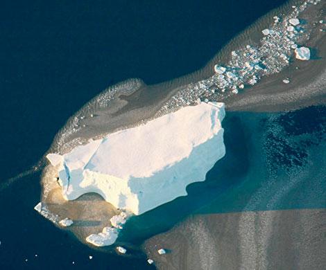 Подо льдом озера в Антарктиде обнаружили жизнь