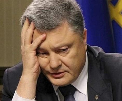 Порошенко подает в отставку?: президент Украины серьезно подставился