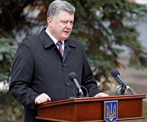 Порошенко пошел на выборы с антироссийской карты