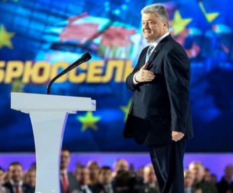 Порошенко заявил о необходимости мира с Россией