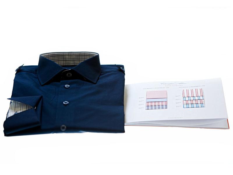 пошив мужских рубашек
