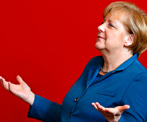 Блок Меркель иСДПГ согласовали коалиционный договор нового кабмина ФРГ