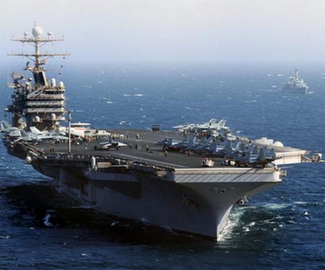 Посол США назвал авианосцы носителями дипломатии