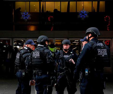 Граждан России после попытки теракта вНью-Йорке попросили избегать скопления людей