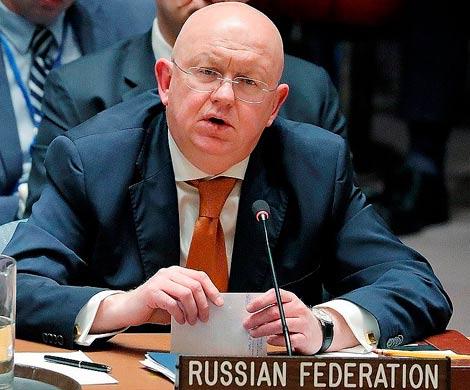 Постпред РФ в ООН назвал паспорта способом решения проблем жителей ДНР