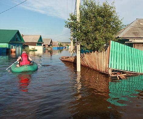 Потоп в Приангарье не унимается