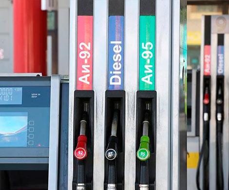 Цены на бензин «разморозят»