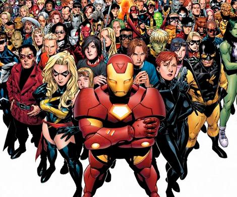 Представители расы Вечных могут появиться в новой части «Мстителей»