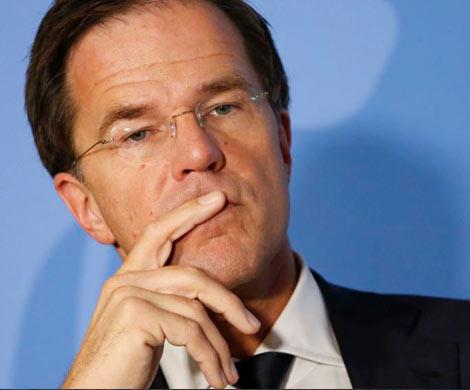 Премьер Нидерландов заявил о секретном разговоре с Путиным об MH17