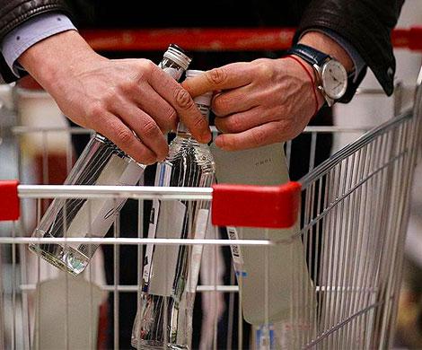 Продажи водки в России увеличились на 10%