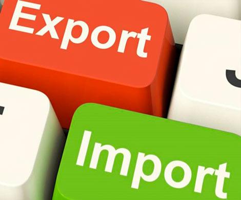 Положительный баланс внешней торговлиРФ вырос практически наполовину