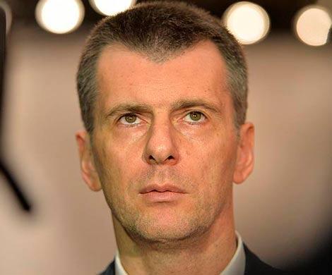 Прохоров поиздержался на офшорных консультациях