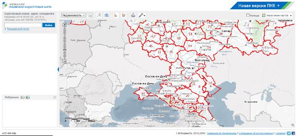 Публичная кадастровая карта России: для чего нужна и как воспользоваться