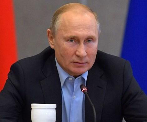 Путин подтвердил отказ от доллара
