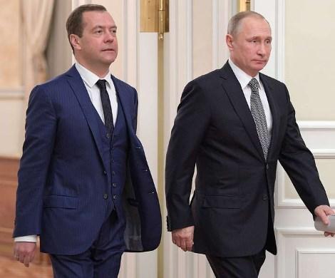 Путин против Медведева: премьер сдаваться не намерен