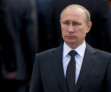 Путин назвал бредом утверждения опланах РФ завоевать Прибалтику