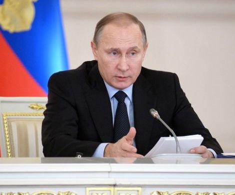 Путин Россия зарегистировала наиболее эффективный препарат от лихорадки Эбола