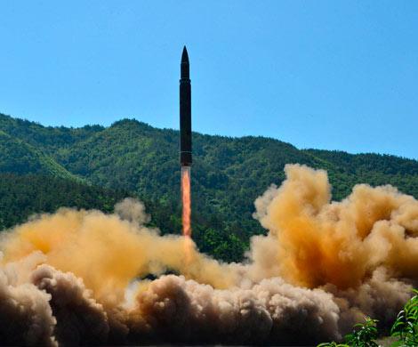 CNN узнал оподготовке нового тестирования межконтинентальной ракеты вКНДР