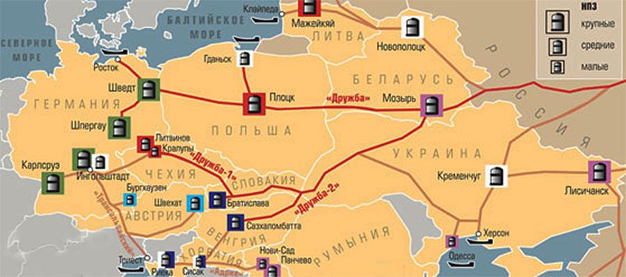 Расследование «Века»: кто отравил русскую нефть?