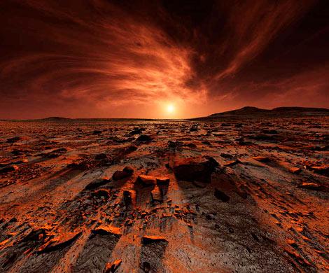 «Роскосмос» хочет потратить напроект поизучению Марса больше 6 млрд руб.