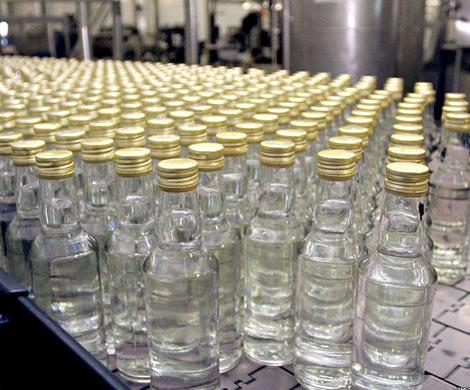 Экспорт водки из Российской Федерации в 2016г вырос на14%