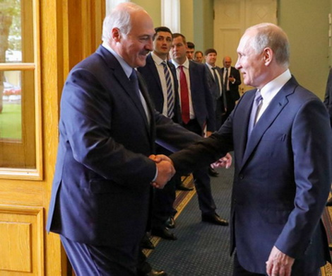 РФ - Белоруссия: интеграция вязнет в проблемах