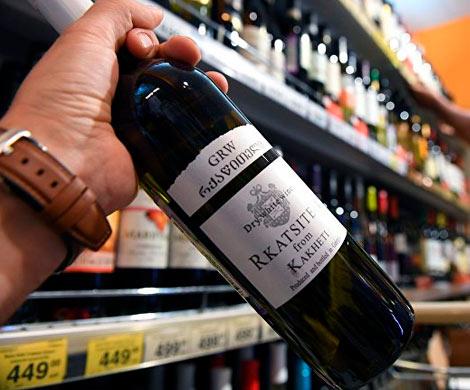 Россия может ввести эмбарго на грузинское вино