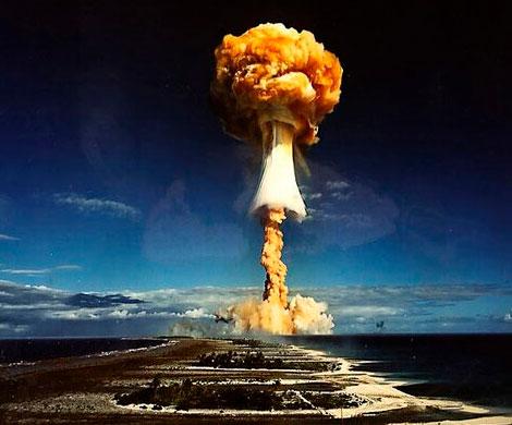 Россия опровергла тайные ядерные испытания