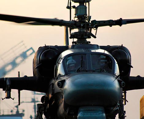 Россия выиграла тендер на поставку боевых вертолетов в Египет