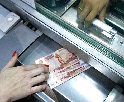 В РФ прирост средств надепозитах достиг нуля— ЦБ